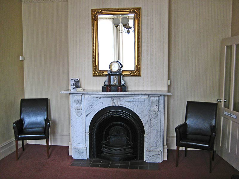 reception-fireplace